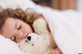 Children sleeping Habits
